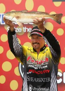 Surprising New Venture For Pro Angler And TV Show Host