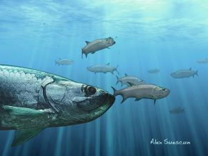 Marine Artist, Alex Suescun, Receives Special Recognition At International Nature Art Competition